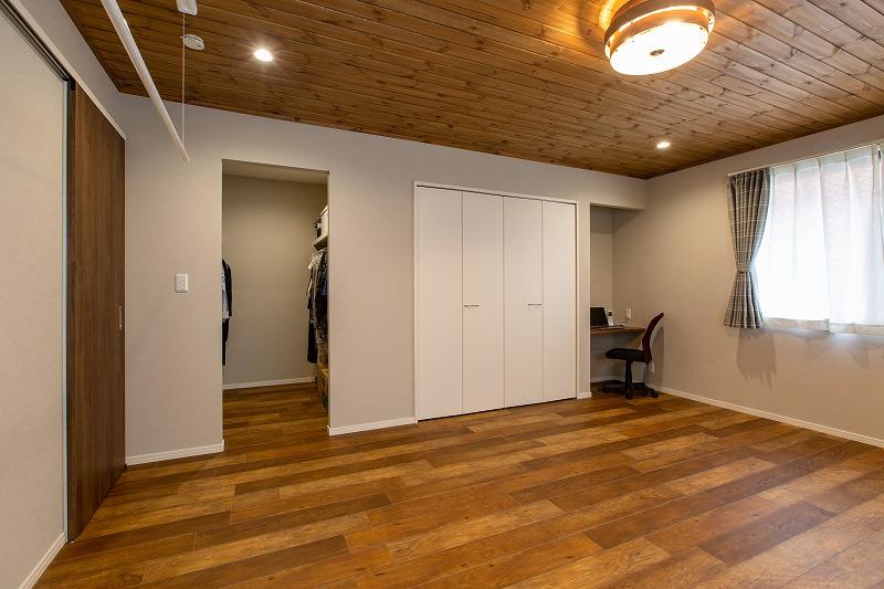 刈谷市青山町 戸建てリノベーション 主寝室