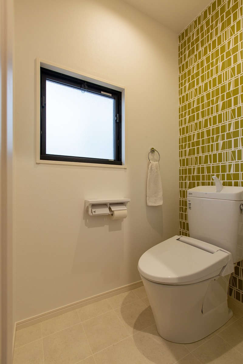 刈谷市青山町 戸建てリノベーション トイレ