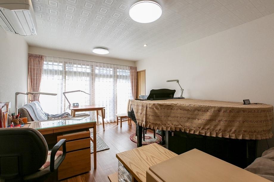 刈谷市野田町 戸建てリノベ 奥様寝室