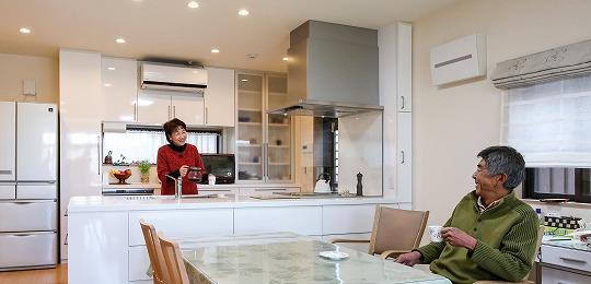 愛知県刈谷市K様邸 戸建リノベーション『シニアの暮らしやすさを、ライフスタイルも考えて提案』
