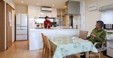 愛知県刈谷市K様邸戸建リノベーション『シニアの使いやすさを、ライフスタイルも考えて提案』