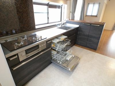 豊田市で施工したオーダーキッチン事例