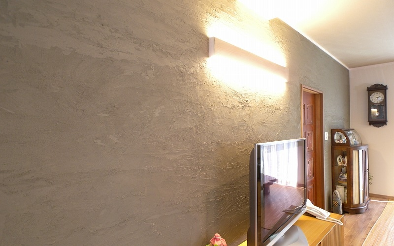 20190126.27刈谷市半城土中町注文住宅完成見学会 塗り壁