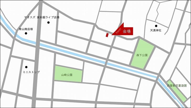 20190126.27刈谷市半城土中町注文住宅完成見学会 地図
