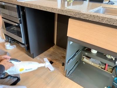 既設のキッチン