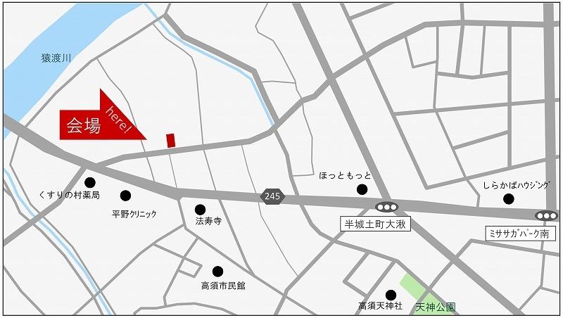 20190330.31刈谷市高須町モデルハウス地図