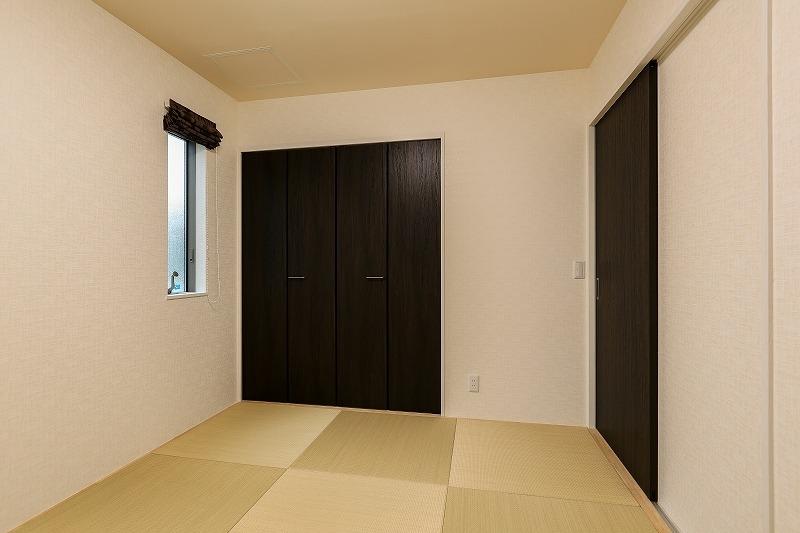 刈谷市一里山町 注文住宅完成見学会 畳コーナー