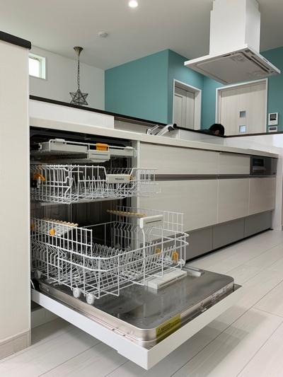 ミーレ食洗機設置事例