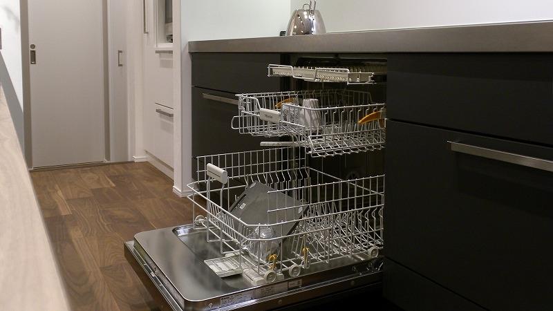 注文住宅 ミーレ食洗機