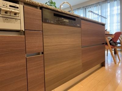 ミーレ食器洗い機G6722SCi