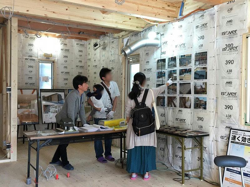 高須町構造見学会