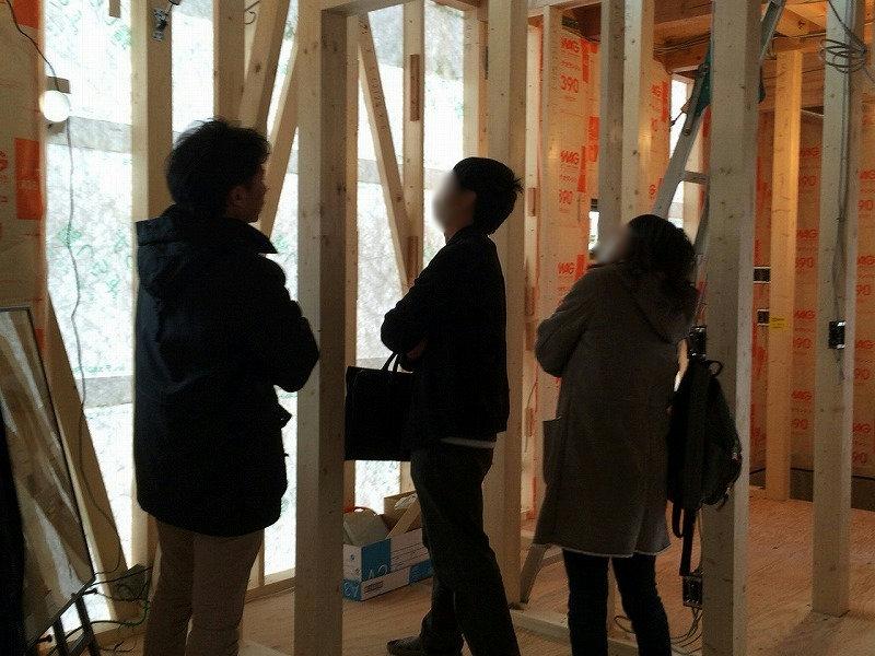 刈谷市高須町構造見学会