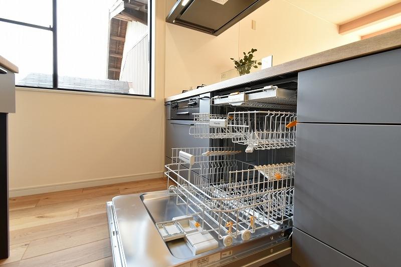 岡崎市 注文住宅見学会 ミーレ食洗機