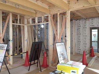 岡崎市 構造見学会