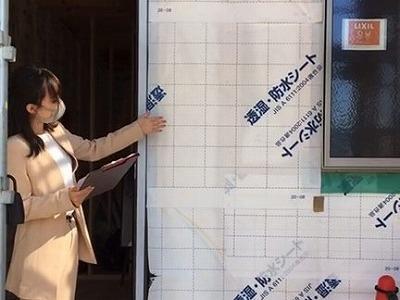 岡崎市 構造見学会 インスタライブ