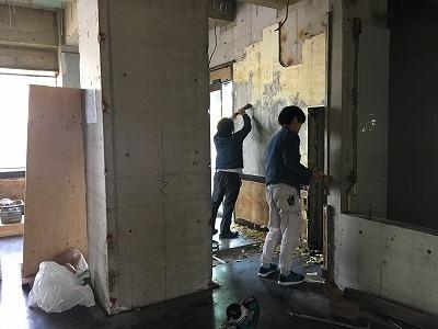 名古屋支店作業