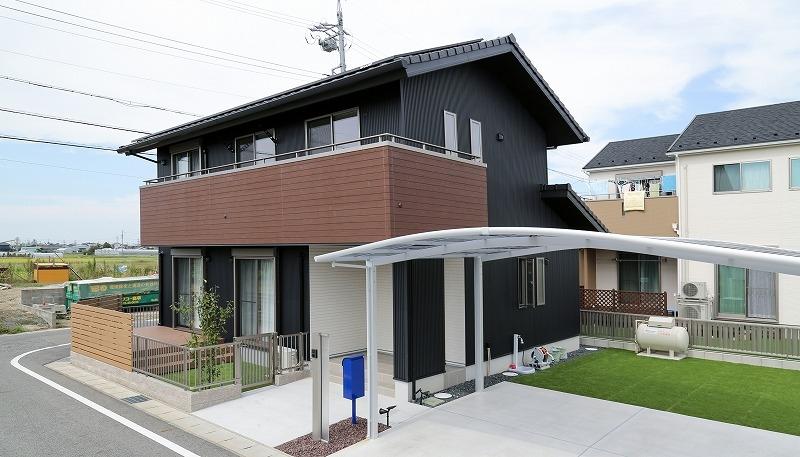 豊田市 家事動線にこだわったママ目線の家