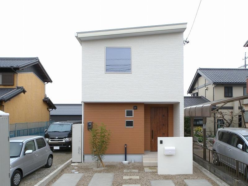 モデルハウス 泉田の家A 外観