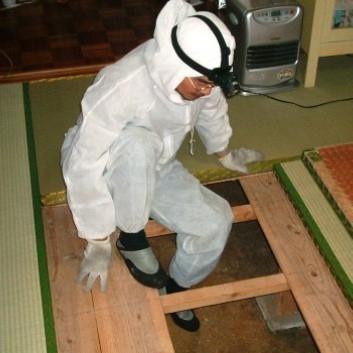 戸建リノベーションは耐震診断をすすめています。