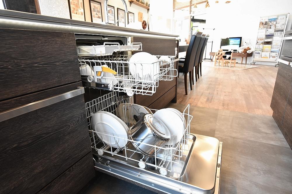 ミーレ食器洗い機G4820SCi