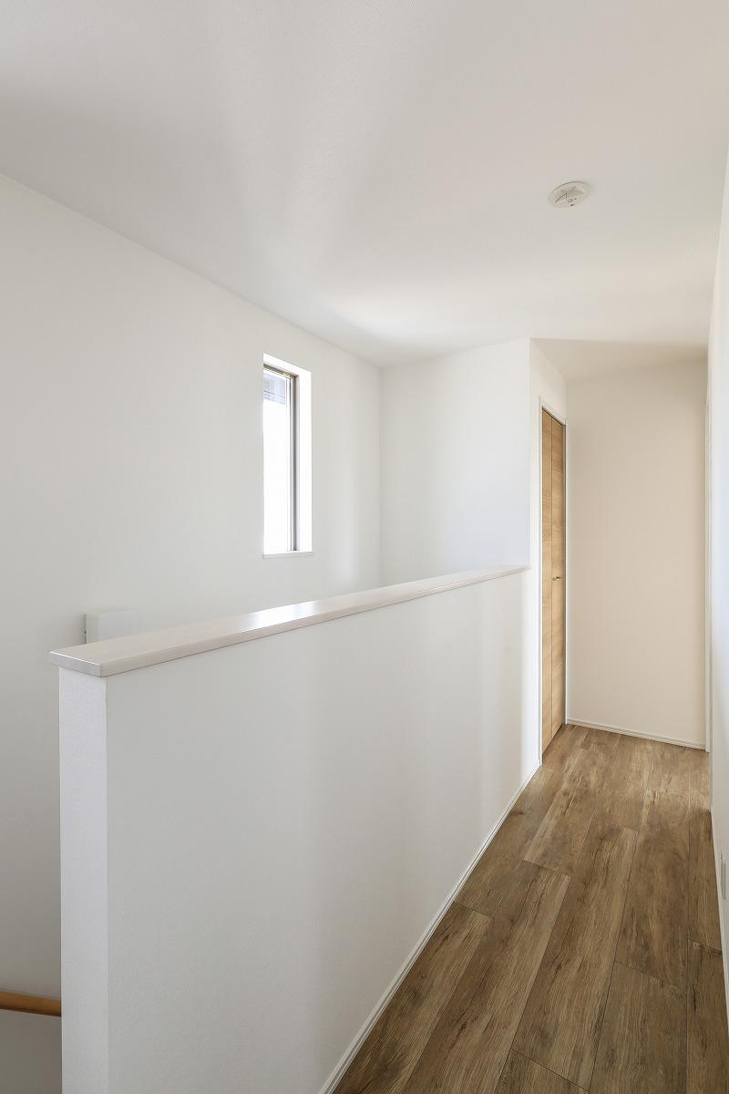 豊田市 注文住宅 廊下・階段