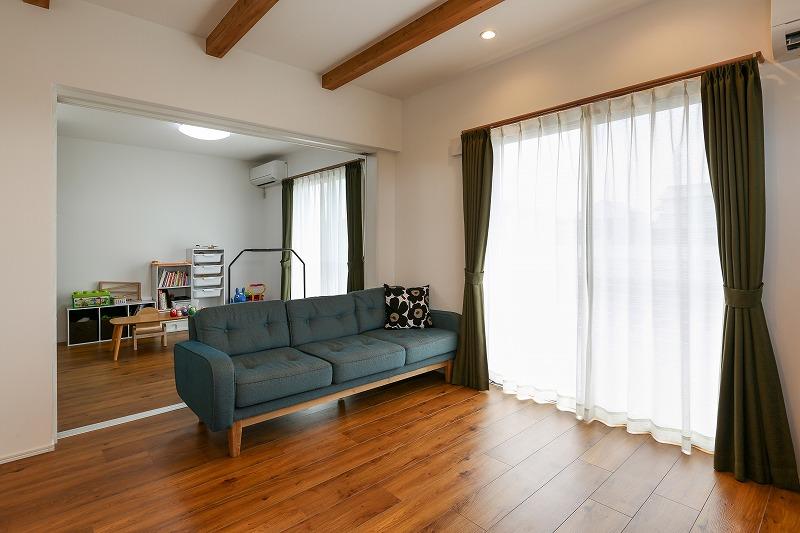 豊田市 注文住宅 リビング2