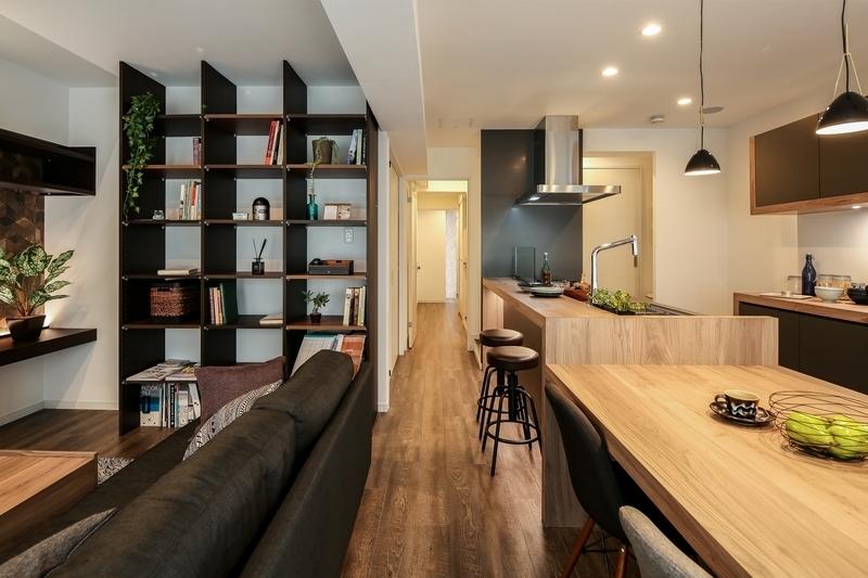 刈谷市のマンションリノベーション事例のご紹介。