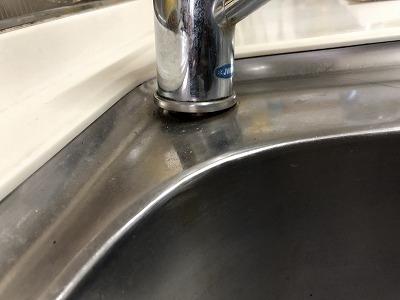 タカギ 浄水栓 施工前2