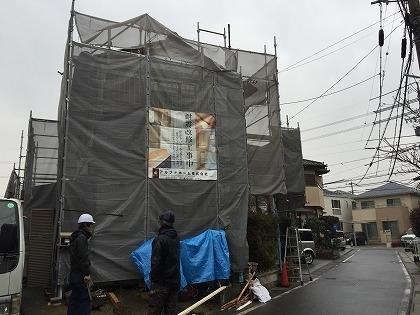 刈谷市野田町の耐震改修工事