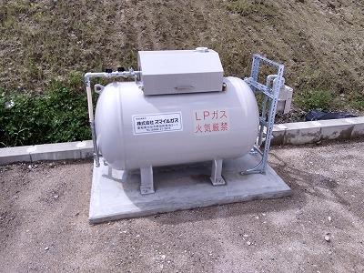 ガス発電イザット
