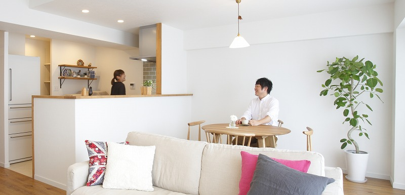 愛知県刈谷市T様邸 マンションリノベーション