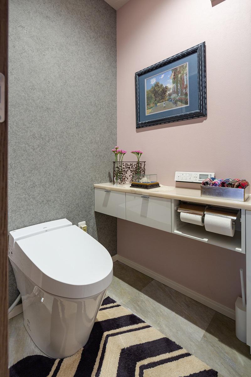 安城市明治本町 戸建てリノベーション トイレ