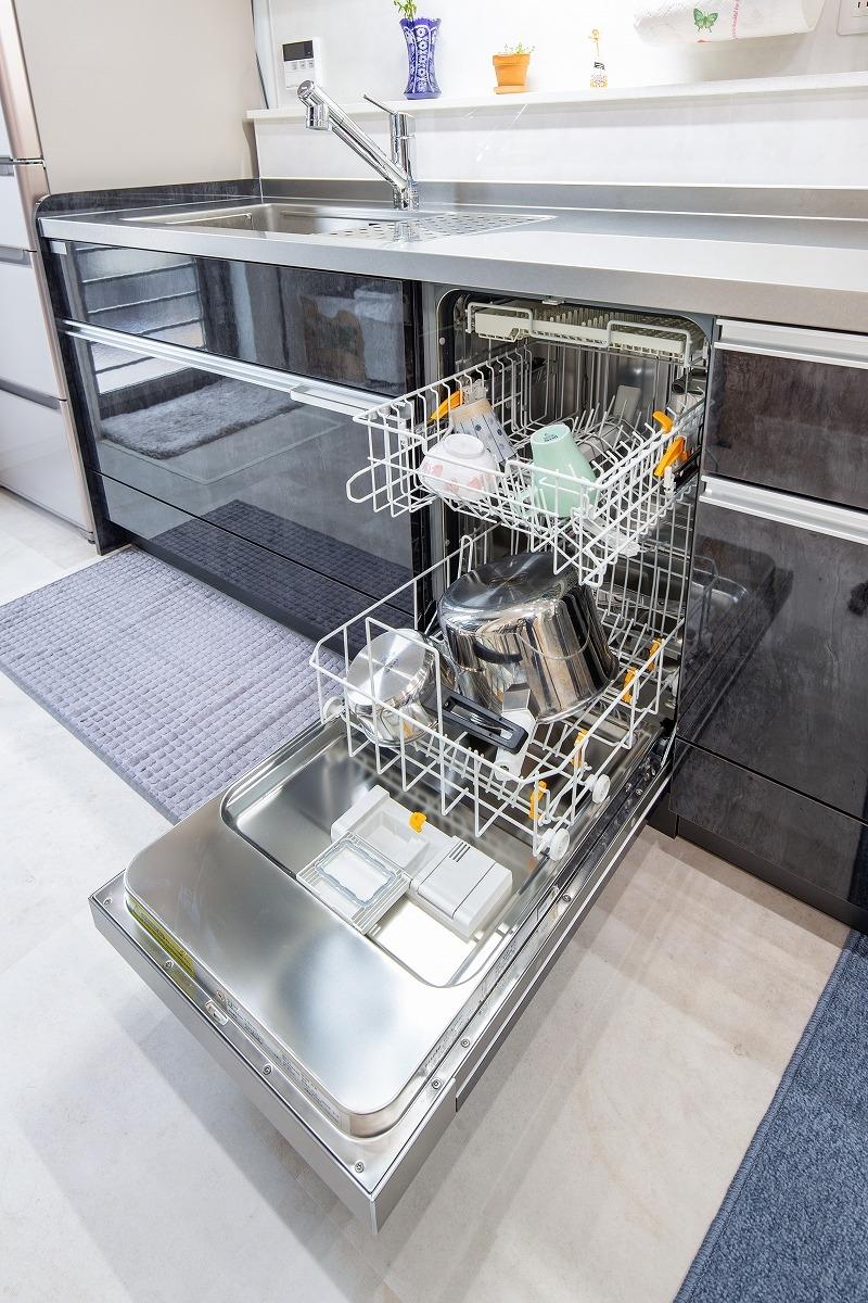 知多郡東浦町 戸建てリノベ ミーレ食洗機