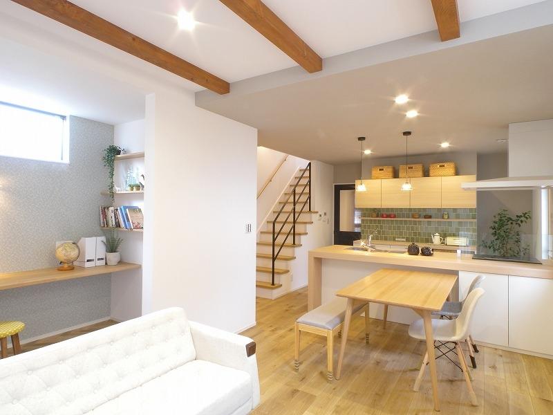 泉田の家モデルハウス LDK