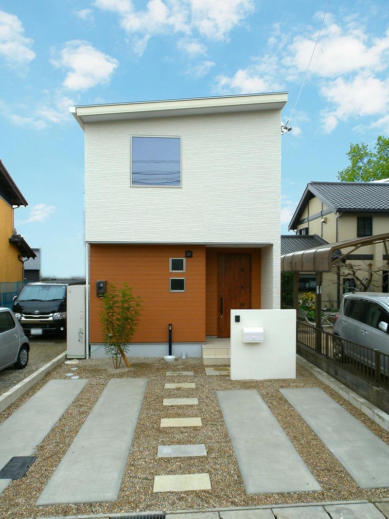 泉田の家モデルハウス 外観