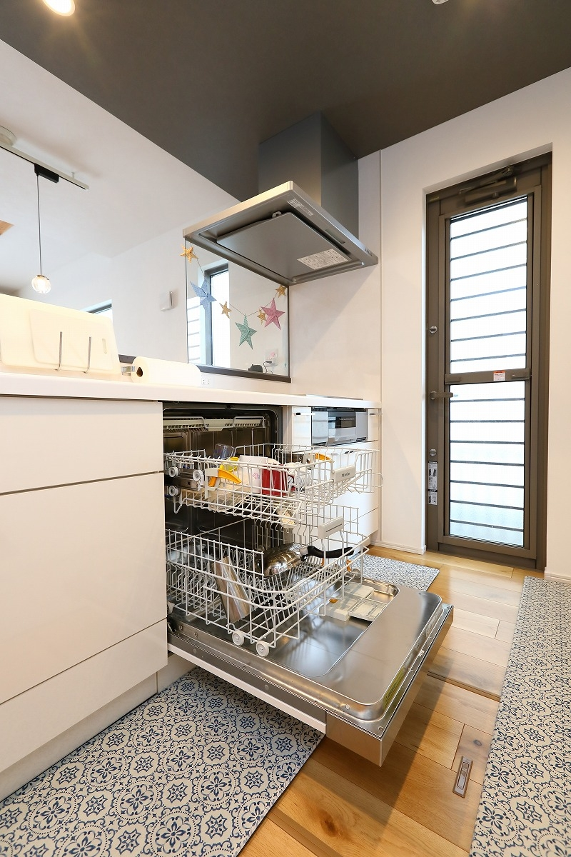 刈谷市末広町 お客様の声 ミーレ食洗機