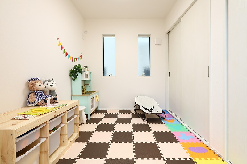 刈谷市高須町注文住宅 子ども部屋