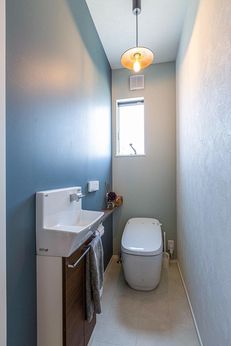 刈谷市 注文住宅 トイレ