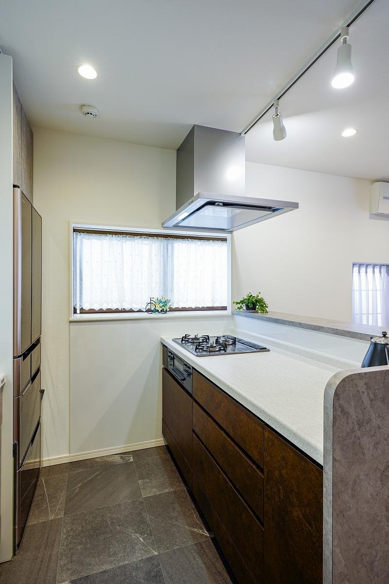 刈谷市 戸建てリノベーション オーダーキッチン