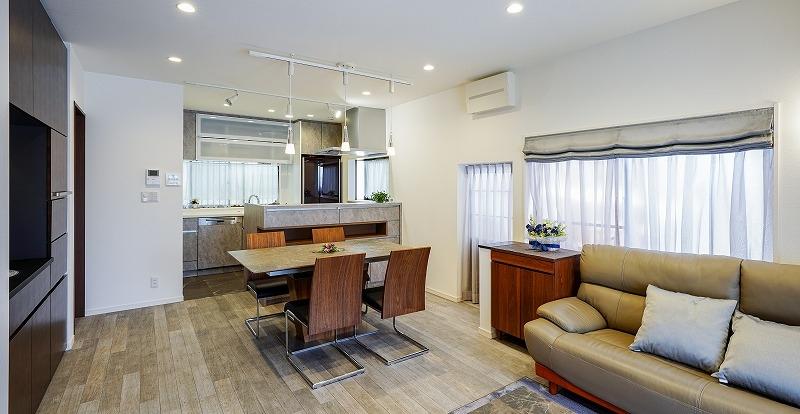 刈谷市S様邸 戸建てリノベ『オーダーだから解決!限られたスペースでも叶えられた私仕様のキッチン』