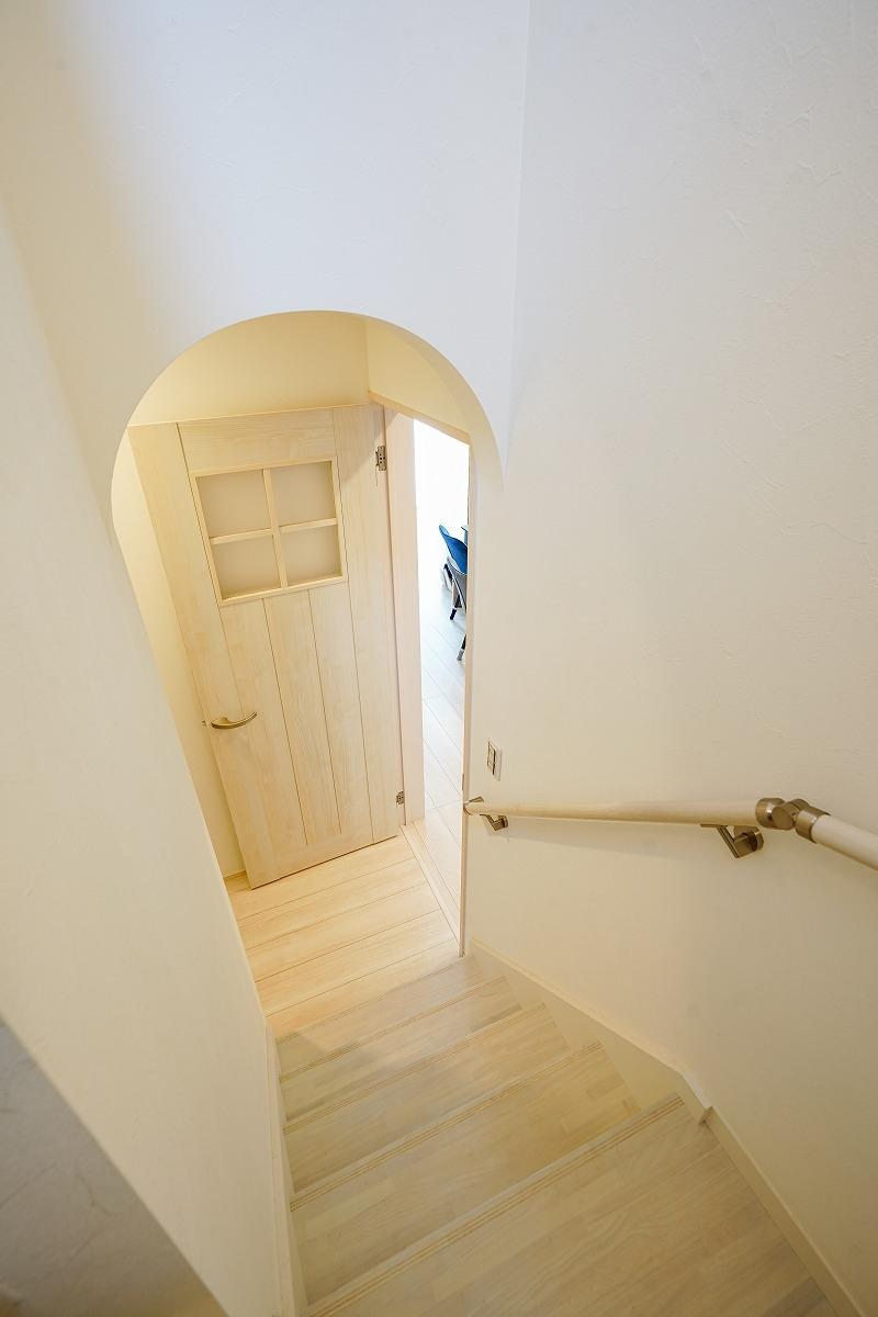 刈谷市 注文住宅 階段