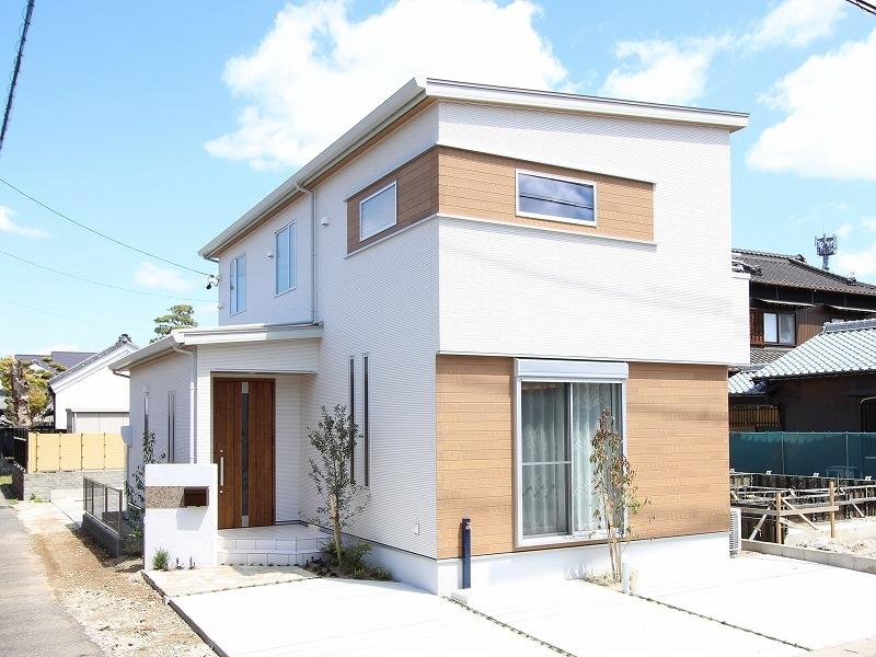 刈谷市高須町 建売住宅 外観