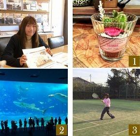 プランナー・営業サポート 片山 由子