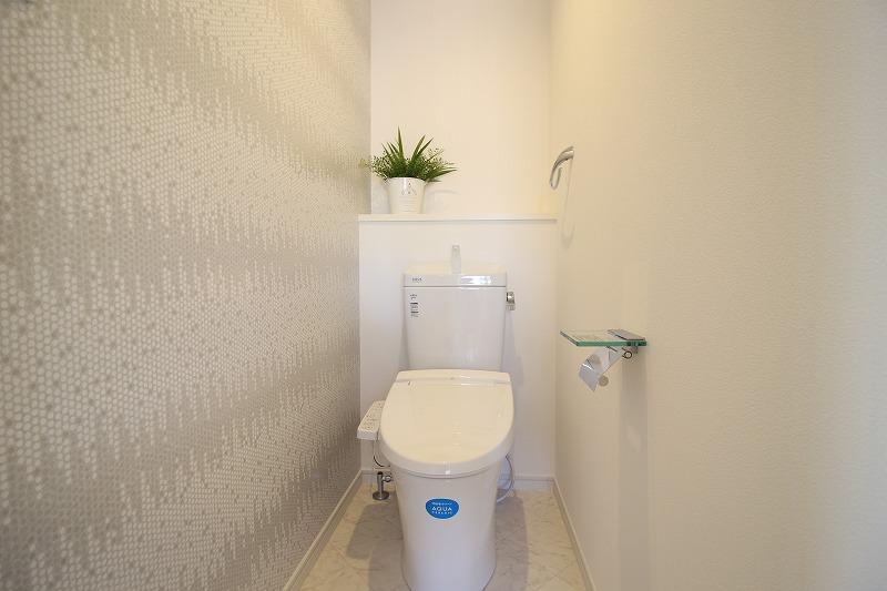 名古屋市天白区 マンションリノベ トイレ