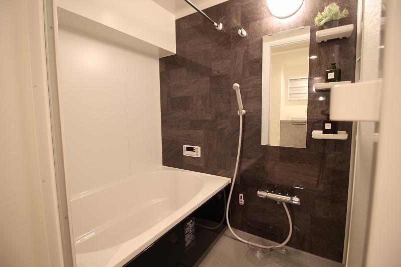 名古屋市瑞穂区 マンションリノベーション 浴室