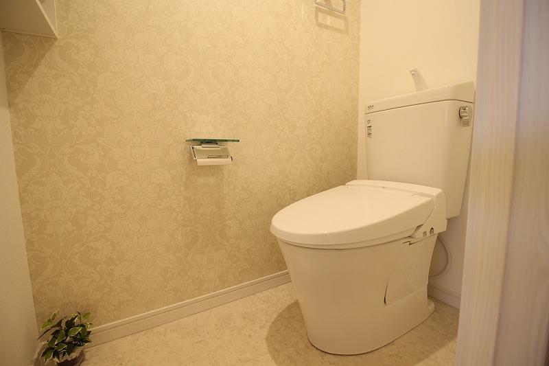名古屋市瑞穂区 マンションリノベーション トイレ