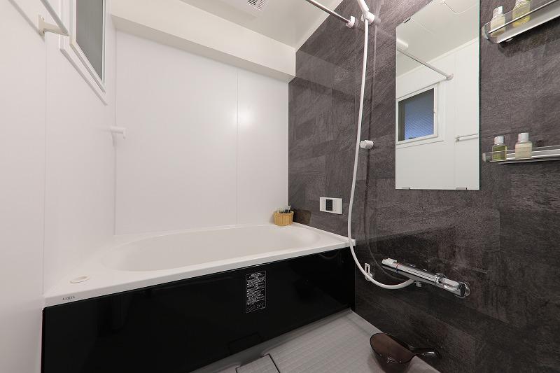 刈谷市野田町 マンションリノベ 浴室