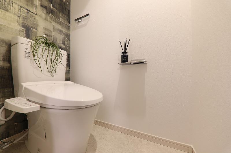 刈谷市野田町 マンションリノベ トイレ