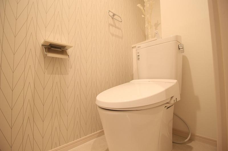 名古屋市天白区マンションリノベ トイレ