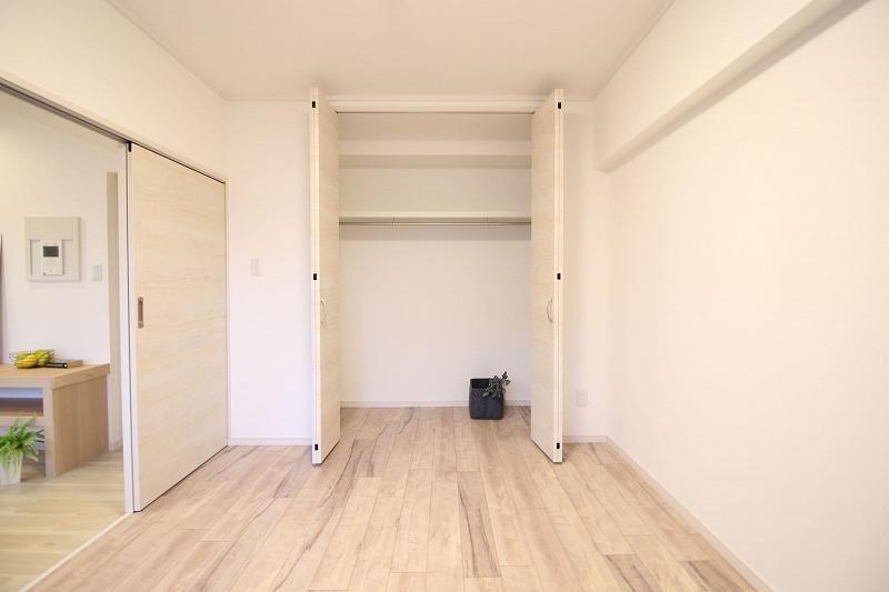 名古屋市天白区マンションリノベ 主寝室